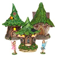 Fairy Dell Solar Houses