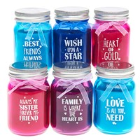 Wee Words Candles
