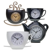 Tearoom Clocks