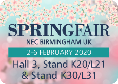 Spring Fair - New Location